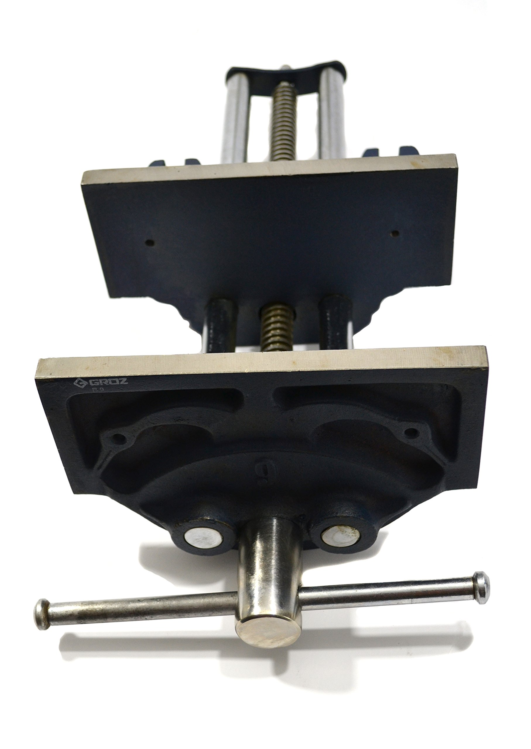Groz 39012 Quick Release Woodworking Vice - Quick Release, Jaw width - 9'', Jaw Opening - 13-1/2''