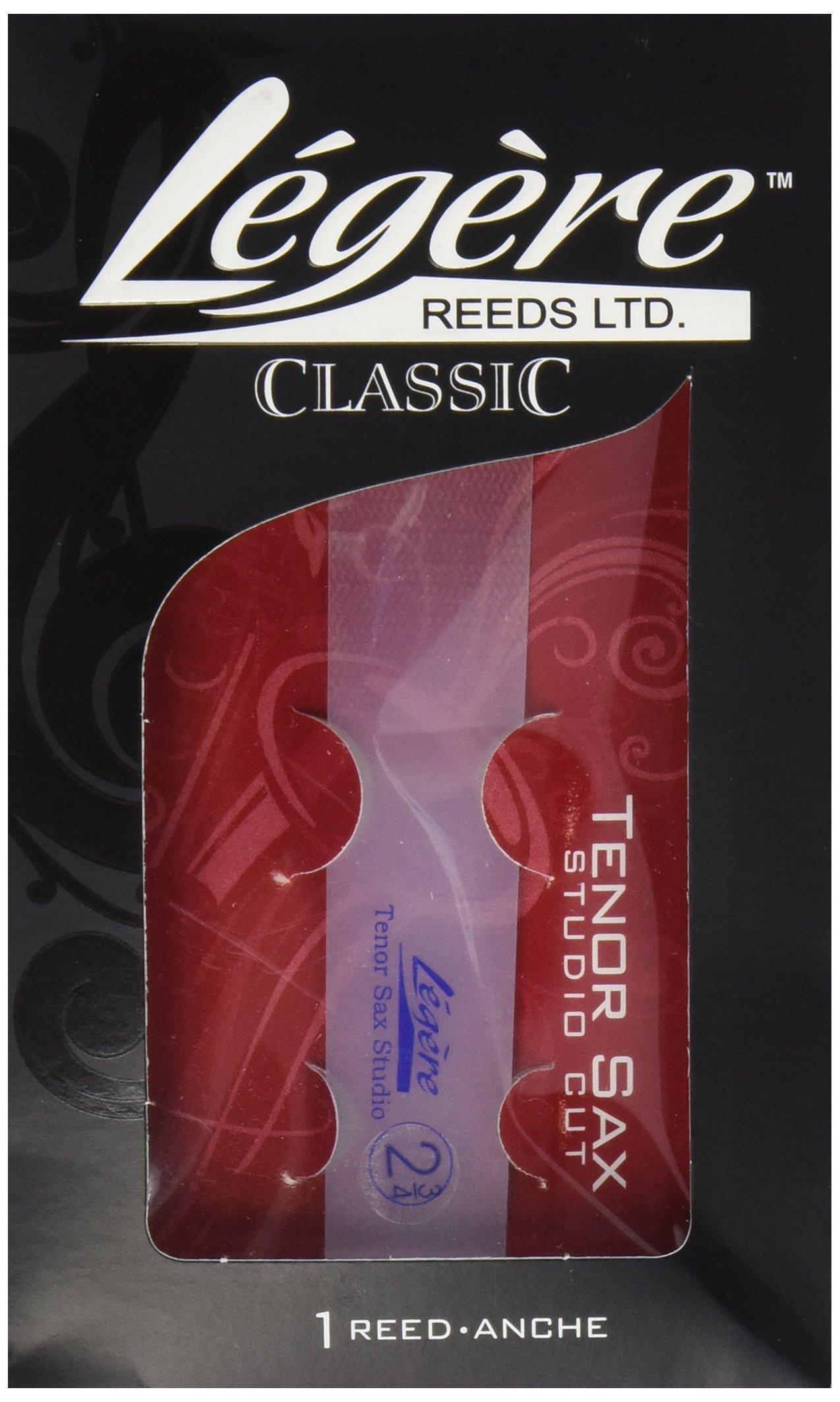 Legere TSS275 Bb Tenor Saxophone Studio Cut No. 2.75 Reed