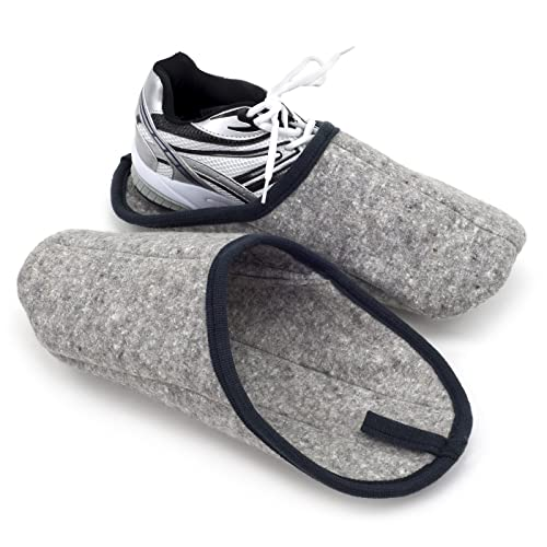 43a3fdf854ac6 sur-Chaussons d Intérieur Légers pour Chaussures Pantoufles musée   Amazon.fr  Chaussures et Sacs