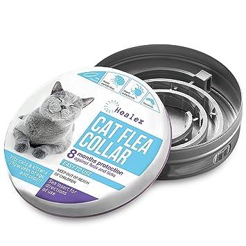 Amazon.com: Healex - Collar de pulgas para tratamiento y ...