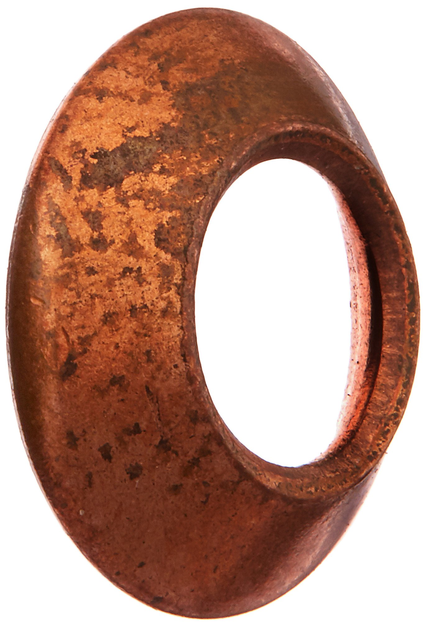 Parker Hannifin 2GF-4 Flare Gasket, 45 Degree Copper Flare Fitting, 1/4'' Tube Size