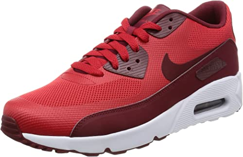 | Nike Mens Air Max 90 Ultra 2.0 Essential Red