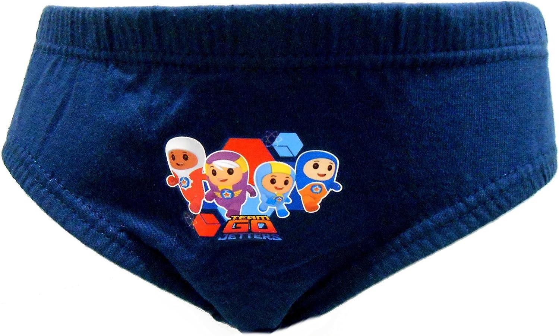 Go Jetters Boys Go 6 Pack Briefs Underpants 18-24 Months