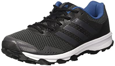 online retailer 9eb95 3c584 Adidas Mens Duramo 7 M Trail Running Shoes, Black (blackgrey),