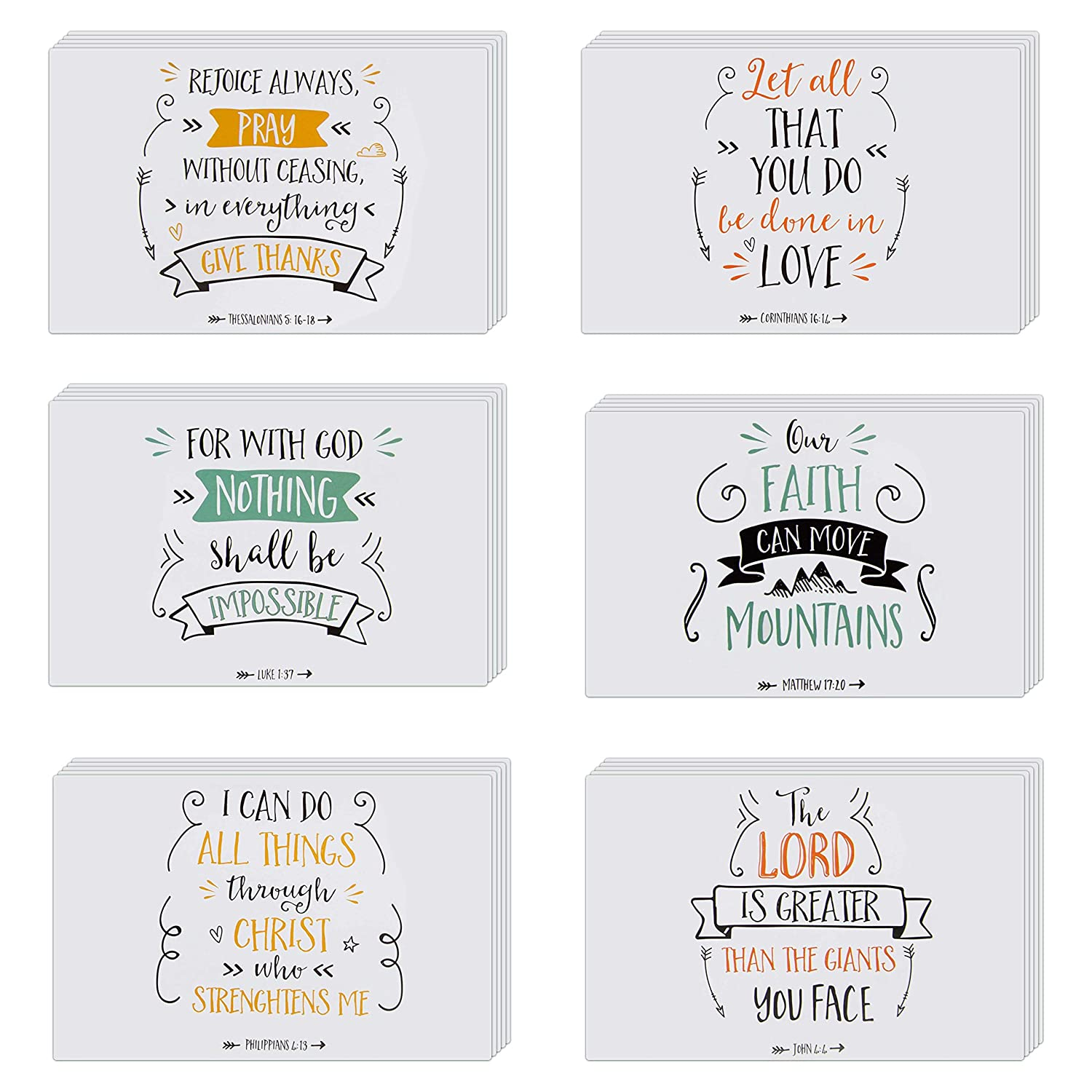 Bible Verse Cards - COME SEE THESE 33 Gorgeous Inspirational Quotes to Encourage, Motivational Messages & Affirmation Cards to Uplift!