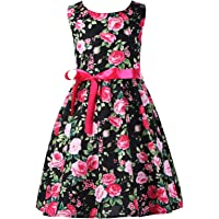 0a3d06d9036a PrinceSasa Kid Floral Cotton Girls Dresses Summer Girl Clothes