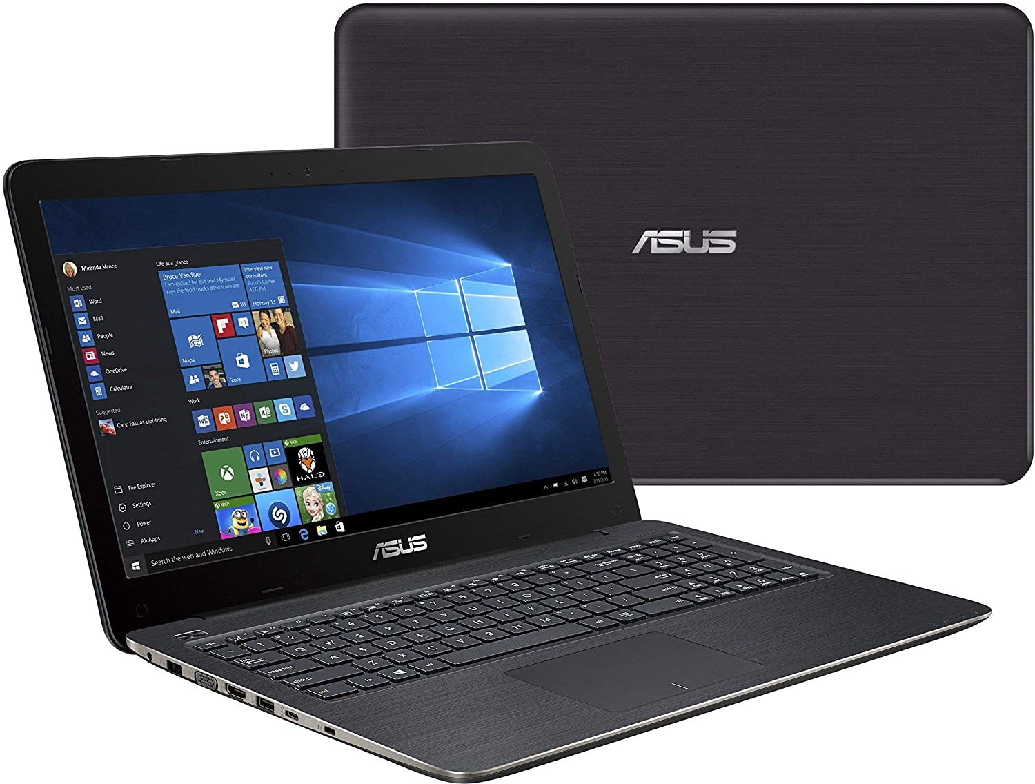 Asus K551LN: description and specifications 58