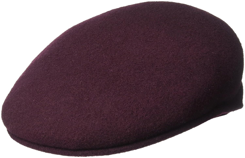 Kangol Unisex-Adult Standard Wool 504 Cap Kangol Headwear 0258BC