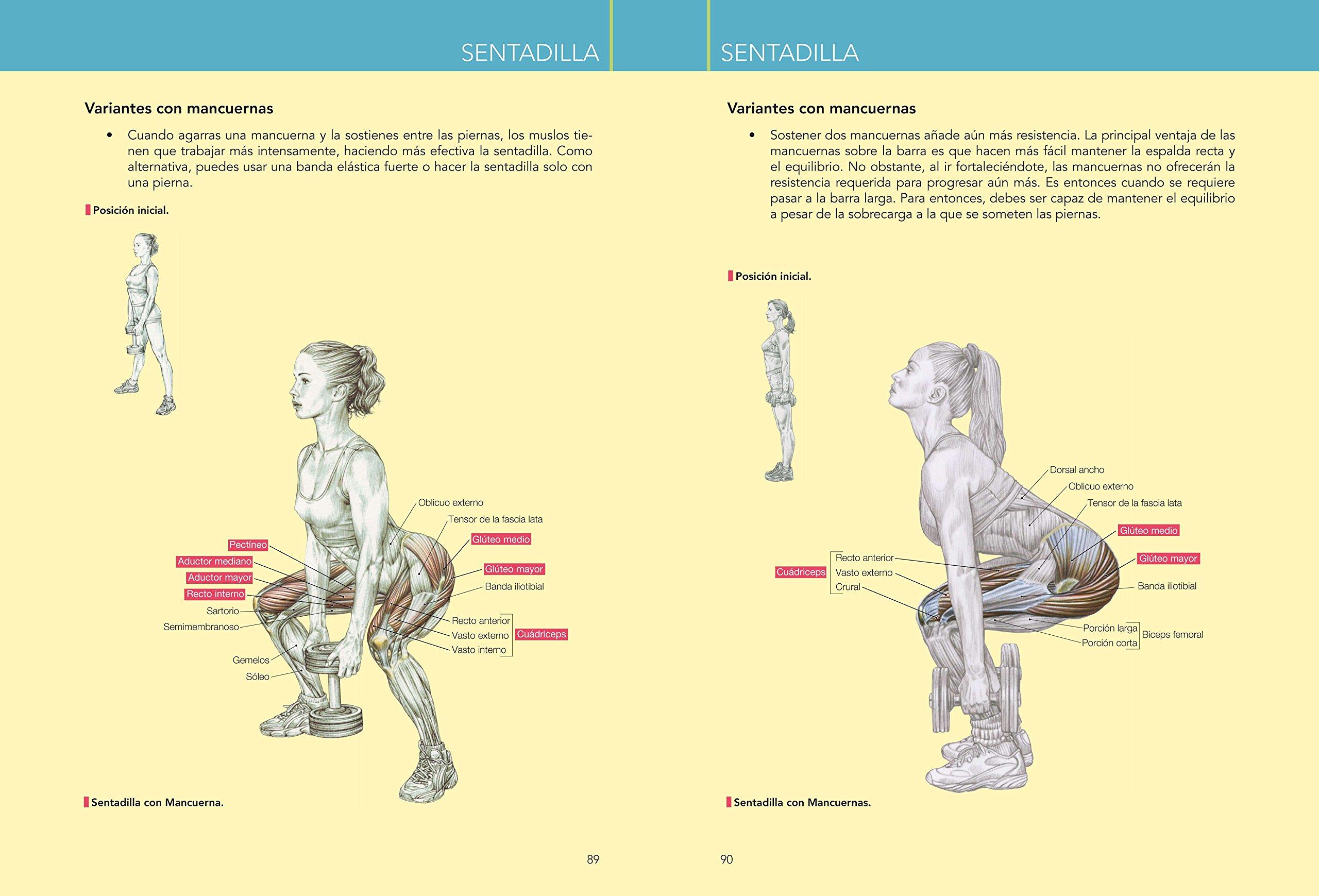 Anatomía Del Entrenamiento De La Fuerza Para Mujeres Entrenamiento Deportivo: Amazon.es: Frédéric Delavier, Michael Gundill, Alberto Muñoz Soler, ...