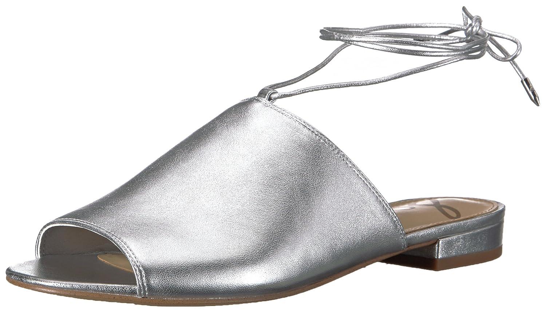 Soft Silver/Metallic Leather