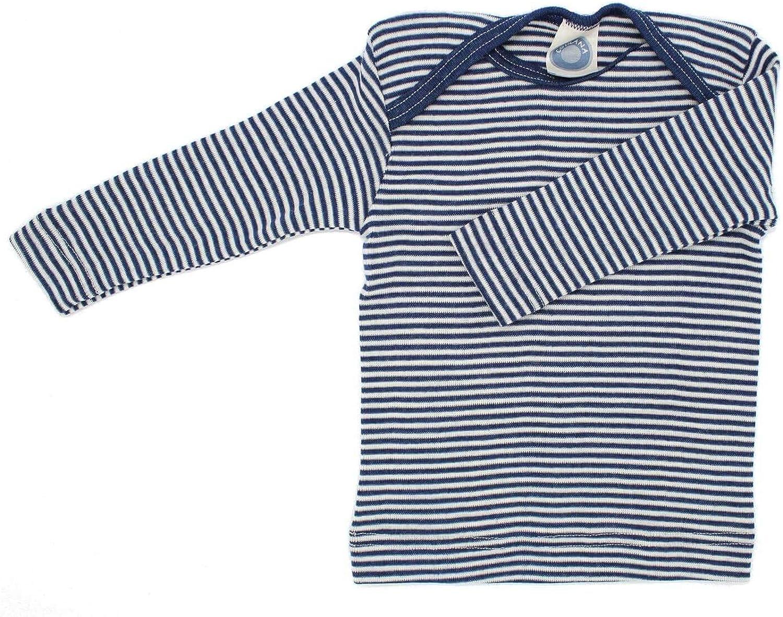 Cosilana Baby Schlupfhemd Wolle Seide kbT Unterhemd Hemd Bio Öko Shirt Wool