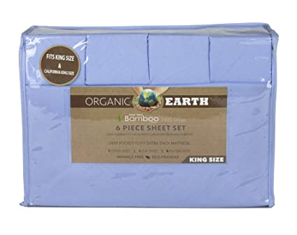 Amazoncom Homelux Organic Earth Aloe Vera Bamboo Blend Eco
