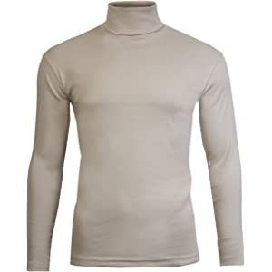running shoes the latest nice shoes MEN'S ROLL NECK SOFT QUALITY COTTON LONG-SLEEVE TOPS (X ...