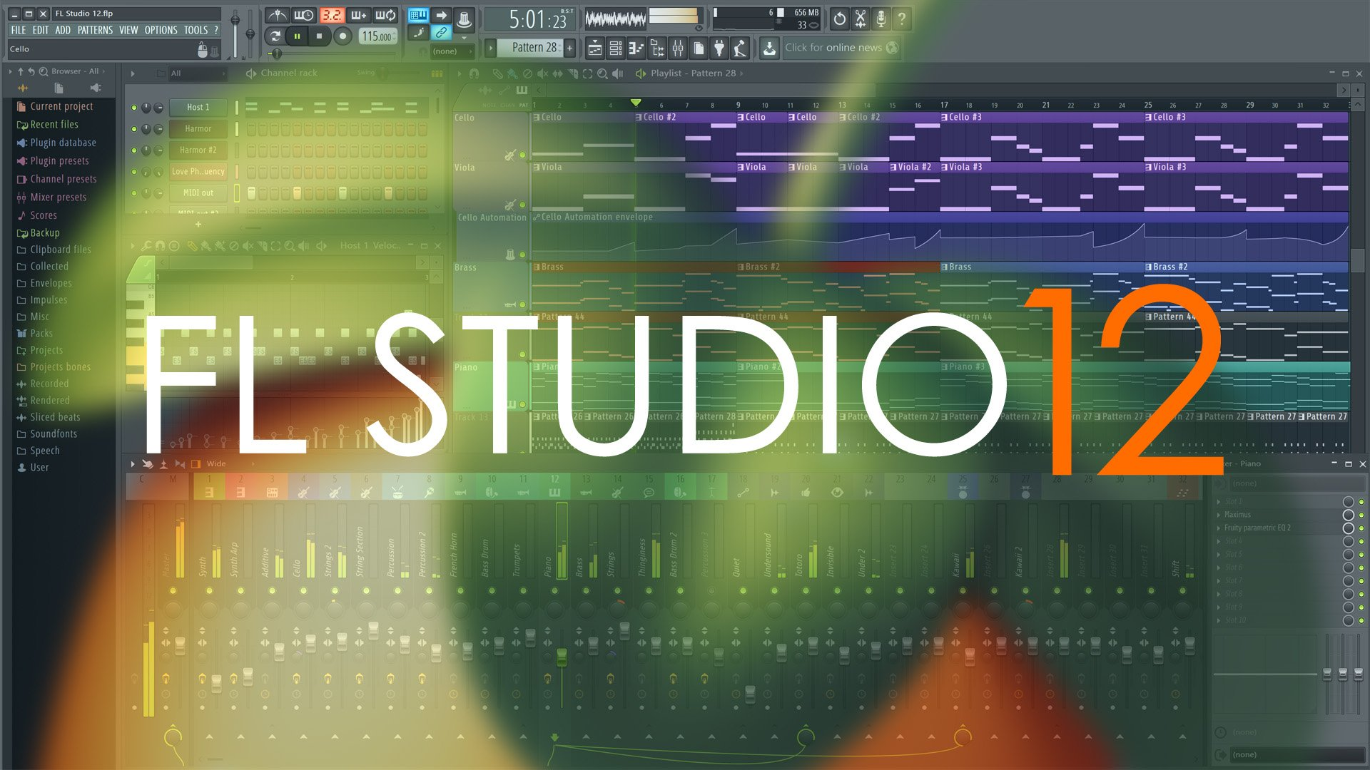 Image Line FL Studio Fruity Edition by Image-Line (Image #7)