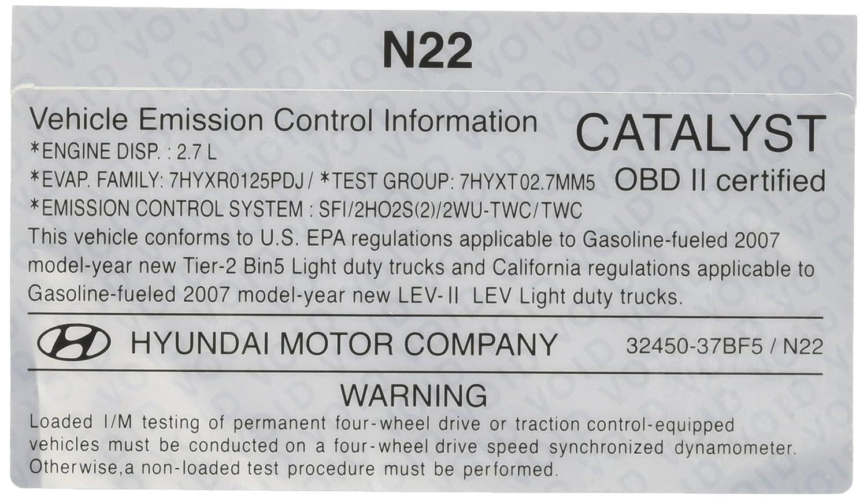Hyundai Elantra: Emission Control System Evaporative Emission Control System Repair procedures