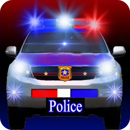 Police Siren (Technology Red Race)