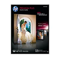 HP CR676A Papier photo premium plus 13 x 18 Brillant