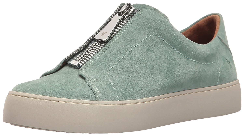FRYE Women's Lena Zip Low Fashion Sneaker B071WQN36B 11 B(M) US|Mint