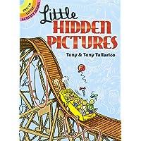 Little Hidden Pictures (Dover Little Activity Books)