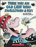 (进口原版) There Was an Old Lad There Was an Old Lady Who Swallowed a Fly!