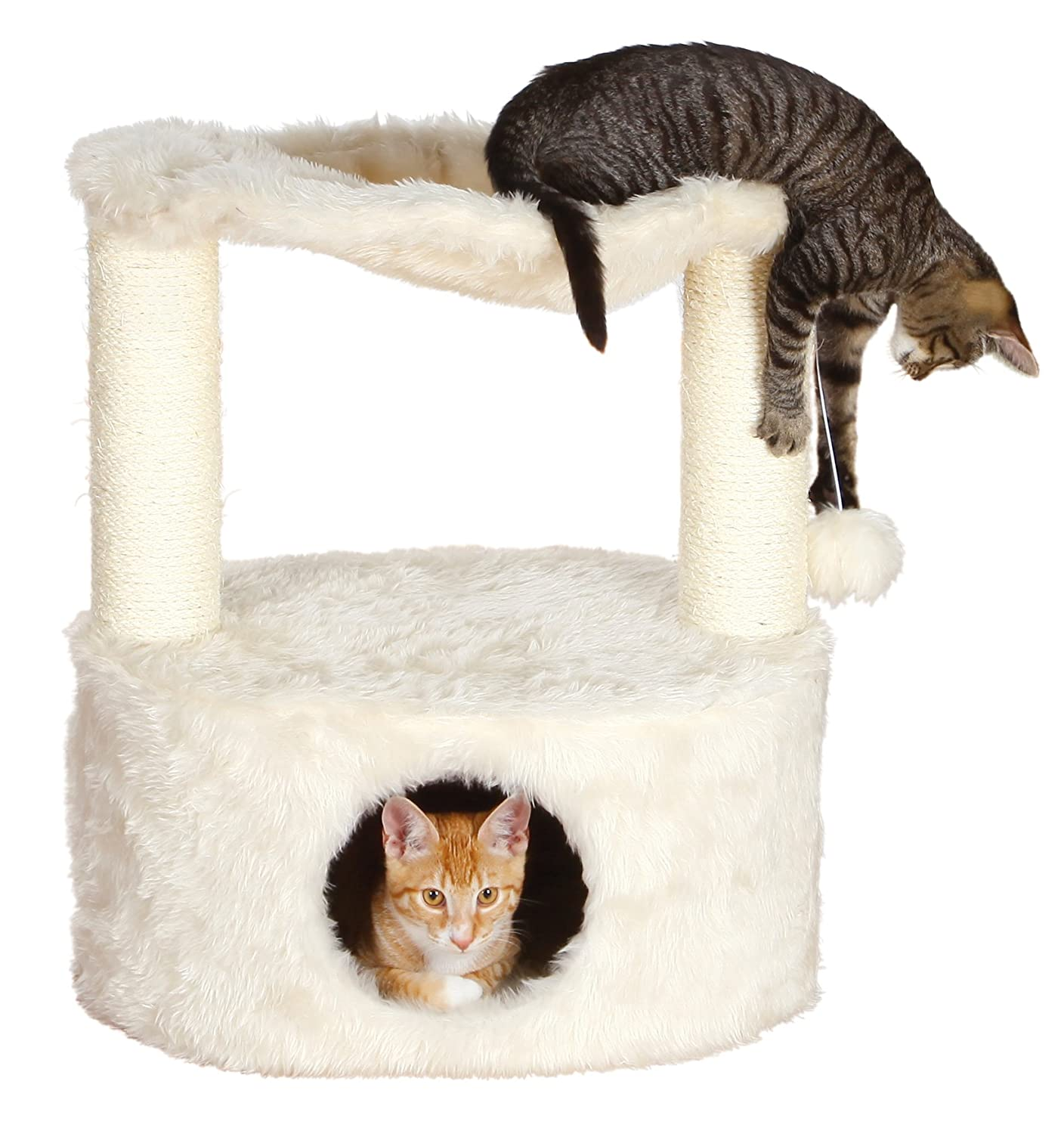 amazoncom trixie pet products baza cat tree cat perch pet supplies