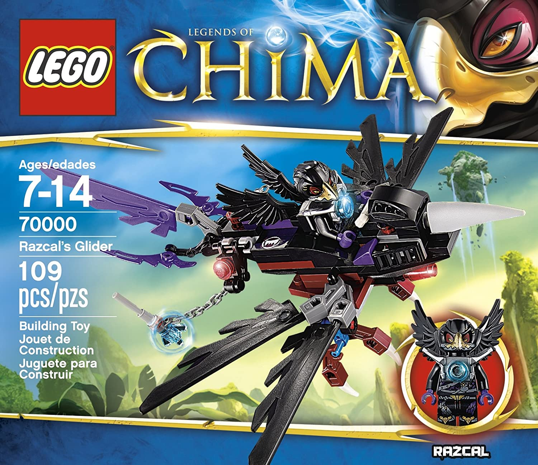 LEGO Legends of Chima Razcals Glider