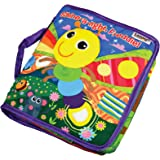 Lamaze Shine-a-Light Freddie Soft Book