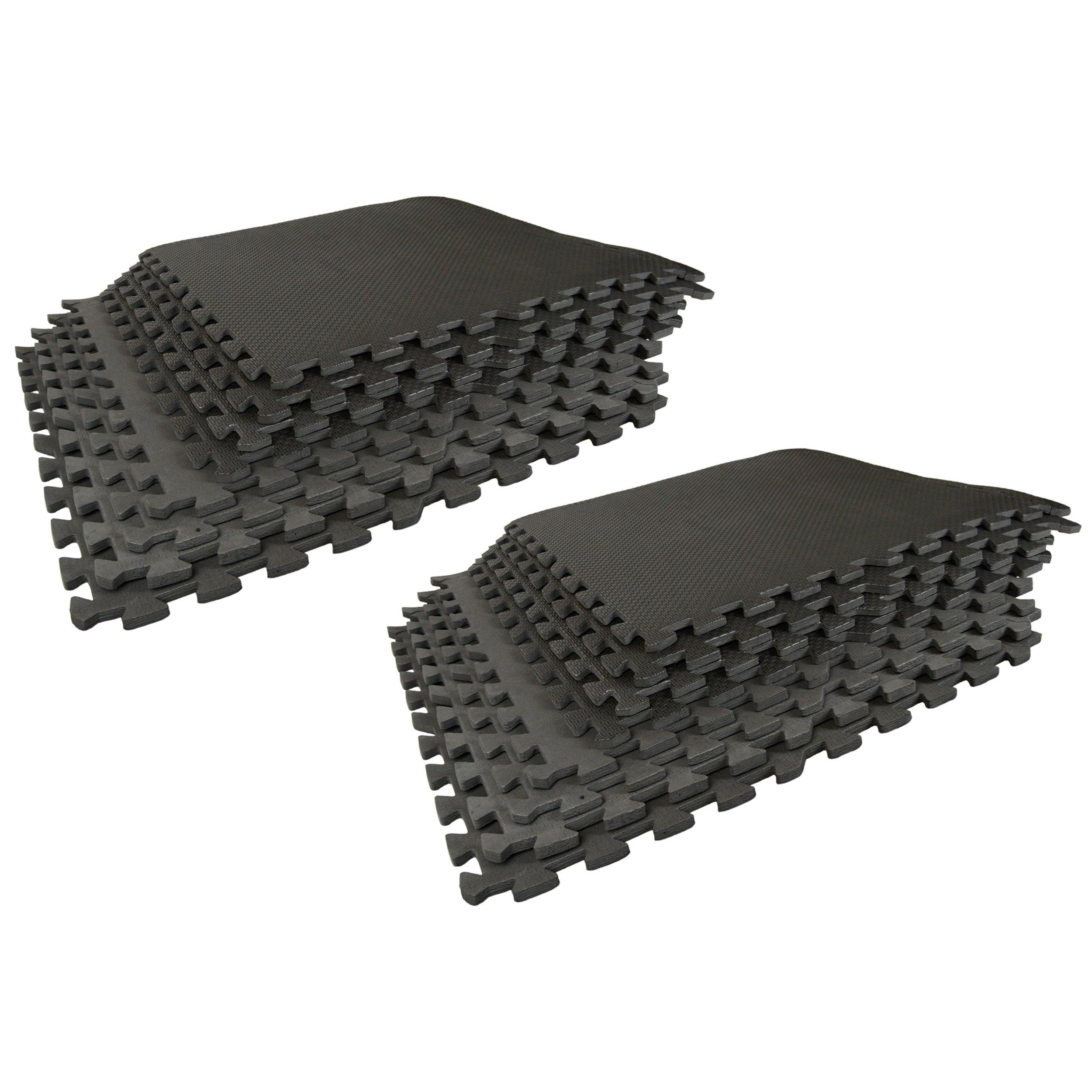 Best Step Interlocking Anti Fatigue Flooring Tiles For
