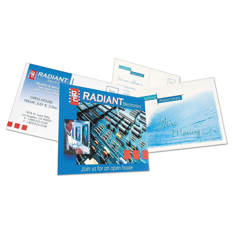 Amazon Avery 8386 Postcards Inkjet 4 X 6 2 Cardssheet