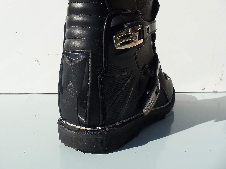 44 EU WinNet Stivali per Moto da Cross Enduro Quad Motard