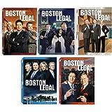 Boston Legal Season 1-5 Complete Collection