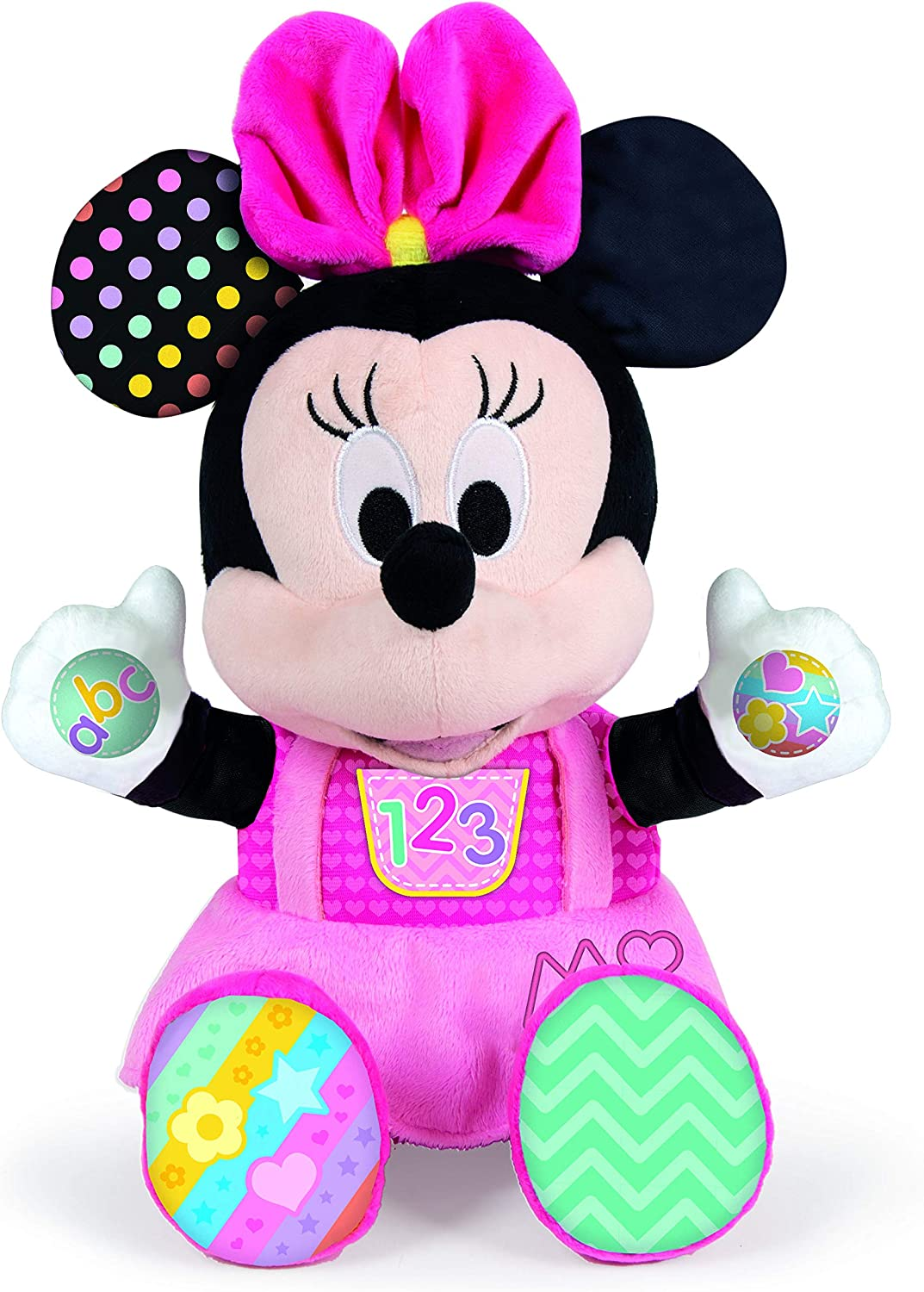 Minnie Mouse Mickey Mouse Minnie Sonajero Flor (Clementoni