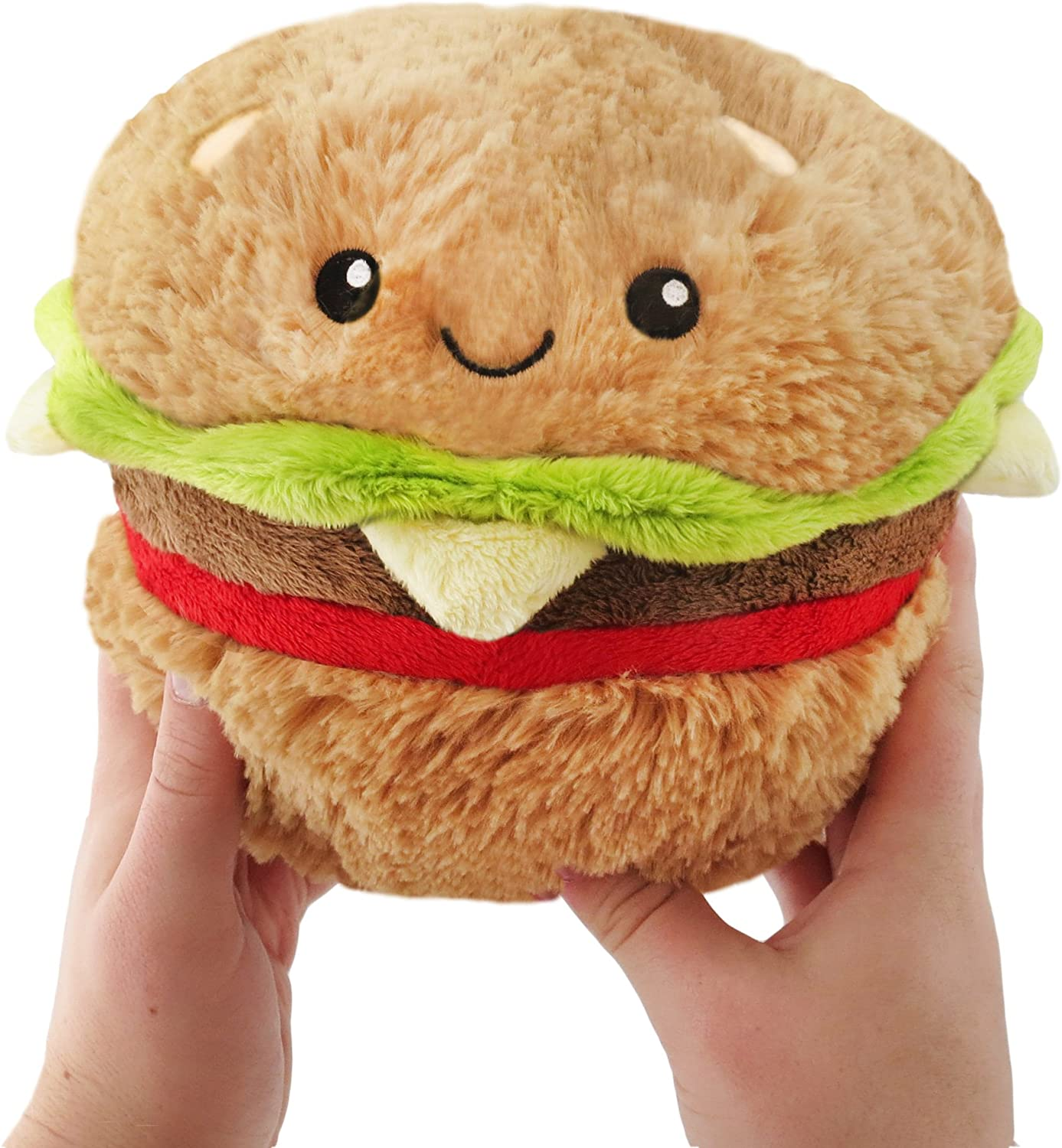 Squishable / Mini Hamburger Plush - 7