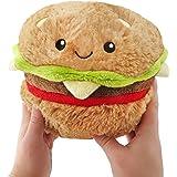 "Squishable / Mini Hamburger Plush - 7"""