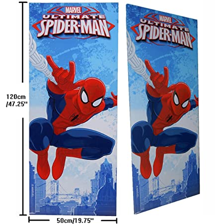 Marvel® Spiderman Spider-Man Extra Large Size Wall Art Canvas Paint ...