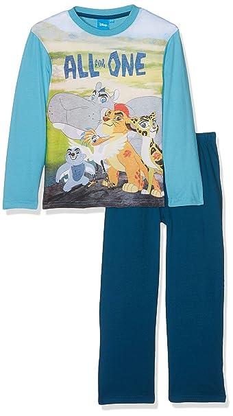 50fbddf07b Lion Guard Long Pyjama Pigiama Bambino: Amazon.it: Abbigliamento