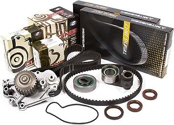 Fit 93-01 Honda Prelude DOHC Mitsuboshi Timing Belt Tensioner Kit H22A1 H22A4