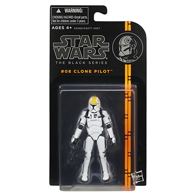 Star Wars The Black Series Clone Pilot # 08 Action Figure  NEW!
