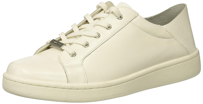 Calvin Klein Women's Danica Sneaker B0781Z3JXR 5 B(M) US|White/White