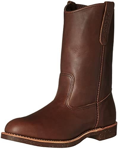 Amazon.com | Red Wing Heritage Men's Pecos Boot | Boots