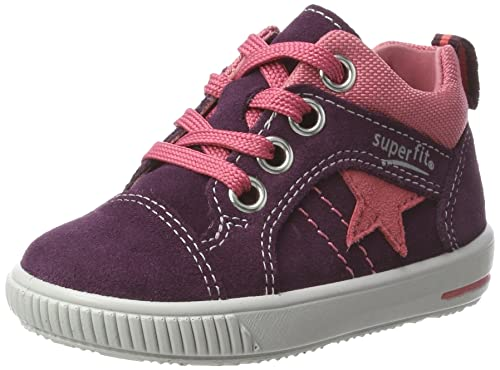 Moppy, Baby Girls Walking Baby Shoes Superfit