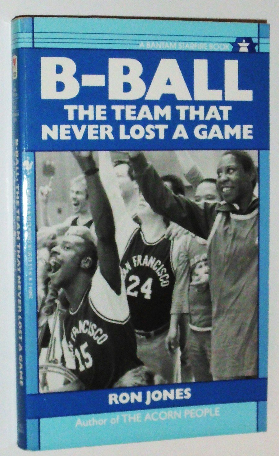 B-Ball: The Team That Never Lost a Game: Amazon.es: Jones ...