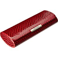 Corinne McCormack Women's Geo Magnet Case,Red,One Size