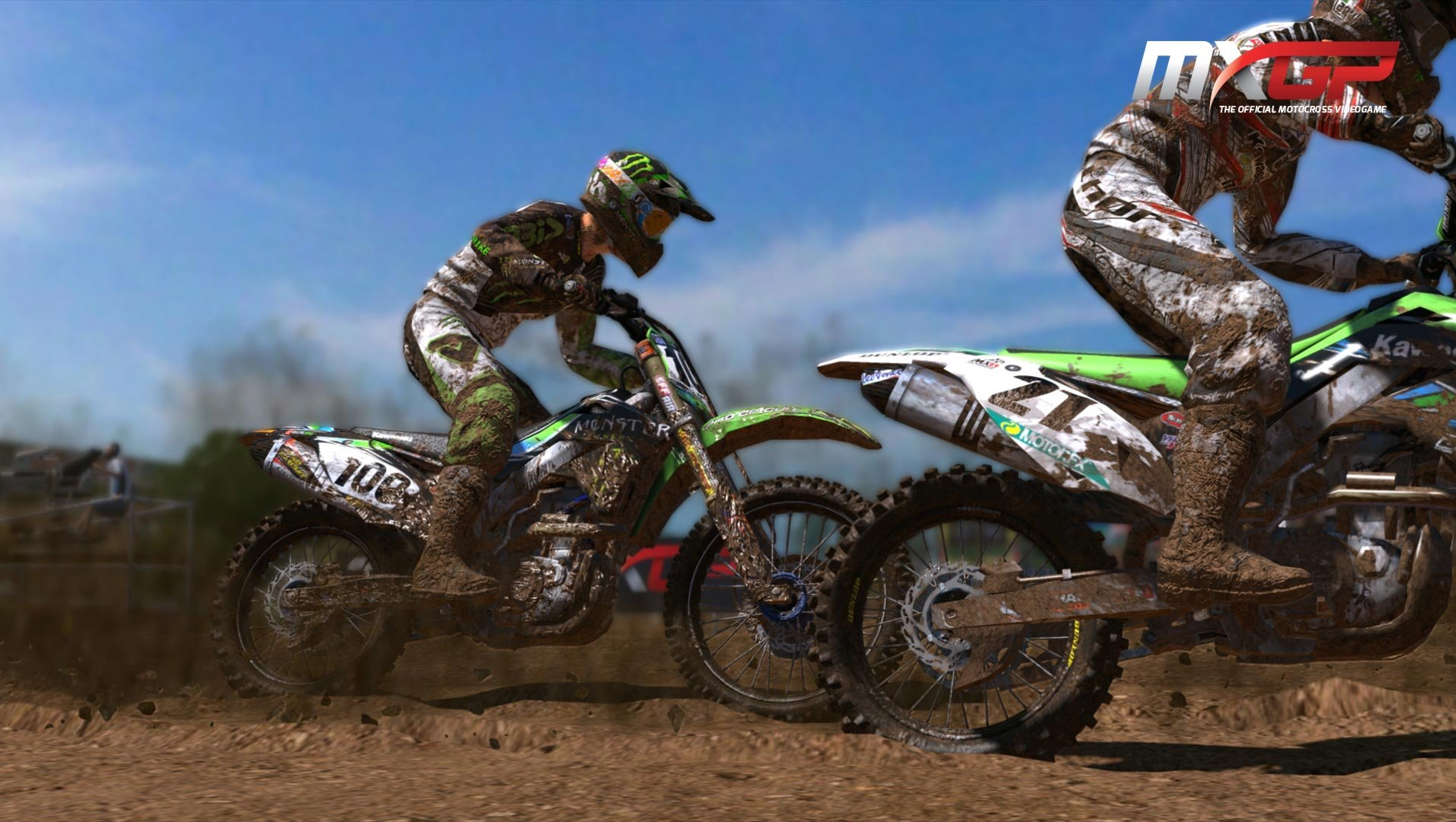 MXGP 14: The Official Motocross Videogame by Bandai (Image #28)