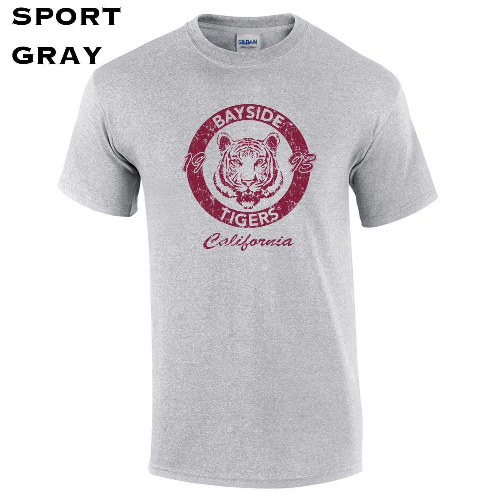 149 Bayside Tigers Funny Shirts
