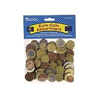 Learning Resources - Set di monete (Euro) da gioco