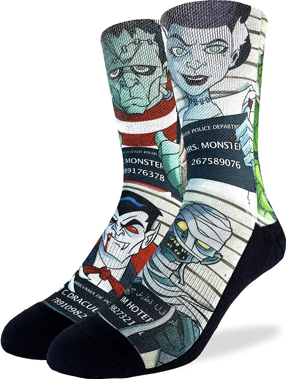 Men S Batman Ramen Socks Yellow Adult Shoe Size 8 13