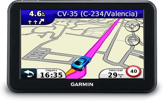 Garmin Nüvi 40 - GPS para coches de 4.3