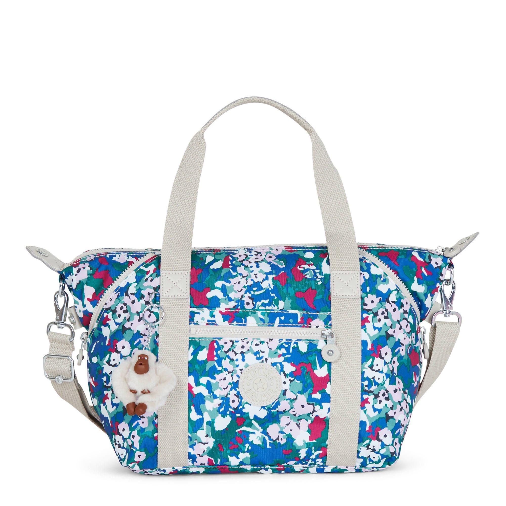 Kipling Women's Art S Printed Handbag One Size Tinted Floral