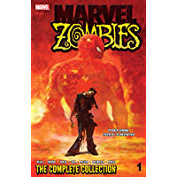 Marvel Zombies: The Complete Collection Vol. 1: The Complete Collection Volume 1 book cover